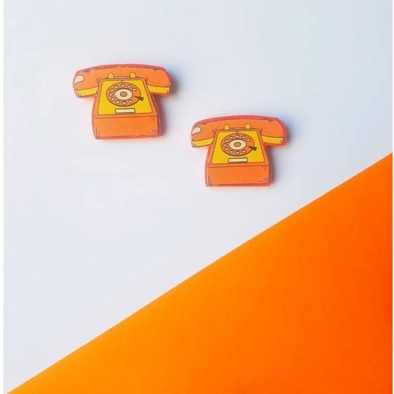 PENDIENTES TELÉFONO