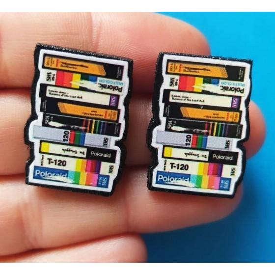 PENDIENTES VHS